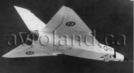 RL 202 Avro Arrow